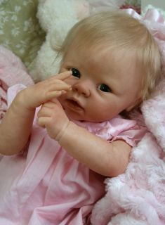 Dream Baby Angelic Reborn ♥ Krista ♥ New Linda Murray