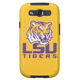 Tiger Head   LSU Tigers Galaxy SIII Covers