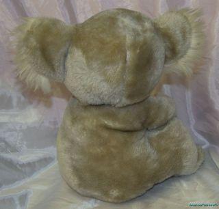 Dakin Fun Farm Plush Stuffed 10 Koala Bear Velcro Paws Korea
