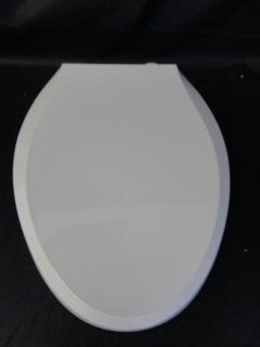 Kohler K 4688 0 Cachet Elongated Closed Front Toilet Seat with Cover