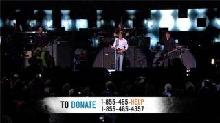 Paul McCartney Live Concert Sandy Relief DVD Promo Nivana Diana Krall