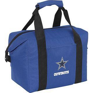 Kolder Dallas Cowboys Soft Side Cooler Bag Blue