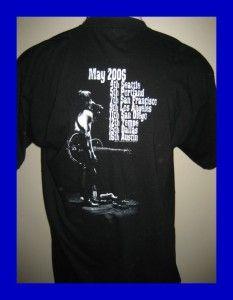 KT Tunstall 2006 Tour T Shirt XL