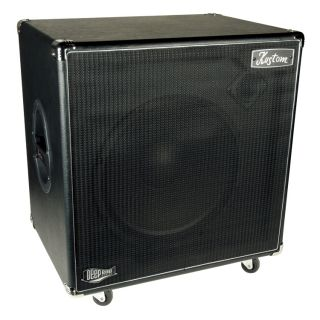 New Kustom DE115H Deep End 1 x 15 Bass Guitar Amplifier Speaker