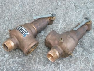 Kunkle Nasvi 2 x 1 1 4 Safety Relief Valves 156GPM 100PSI New