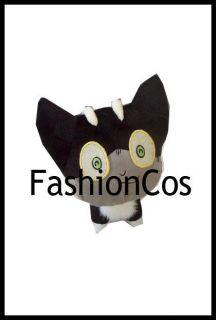 Cosplay AO No Exorcist Kuro Blacky Plush Doll 16cm High