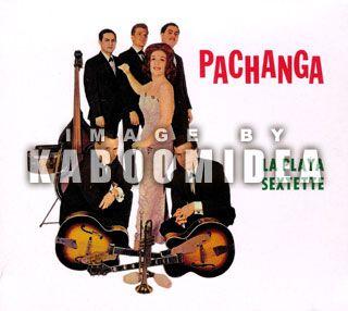 La PLAYA Sextette Pachanga CD Salsa Mambo Cha Plata
