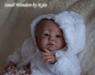 Beautiful Reborn Baby Doll Lindsay Small Wonders by Kyla