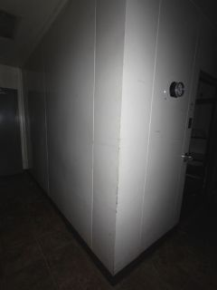 Walk In Cooler, Russell Refrigeration Unirt Model AD36 140, 9x9 For