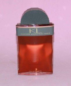 KL Karl Lagerfeld Parfum Perfume Factice (Dummy) Bottle Advertising