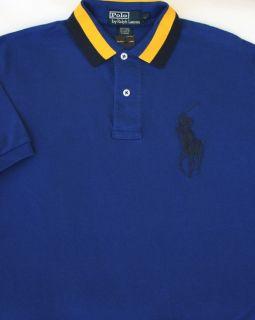 98 Polo Ralph Lauren Big Pony Mesh Shirt L Large