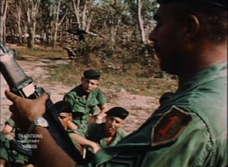 Lai KHE Di An Phu Loi 1st Infantry Vietnam War DVD