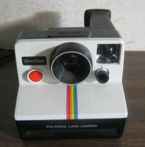 Vintage Polaroid OneStep Land Camera SX 70 Film
