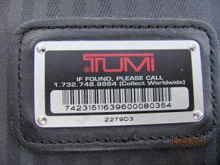 Tumi 2279D3 22 Expandable Rolling Suitcase Luggage