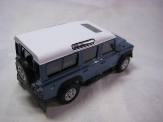 Land Rover Defender Cararama Diecast Car Model 1 43