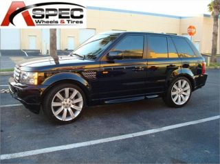 Tires Packages Fit Range Rover Discovery LR3 HSE Sport 5x120