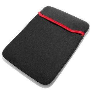 New Reversable Neoprene Notebook Laptop Soft Case Sleeve Cover Bag