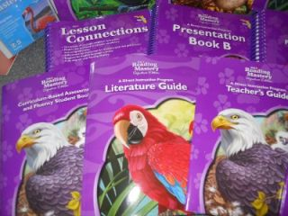 Mastery Signature Edition/Direct Instruction Program Grade 4 Books