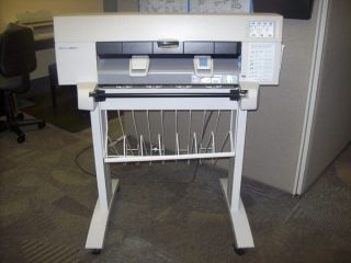 HP DesignJet 430 Large Format Inkjet Printer Plotter