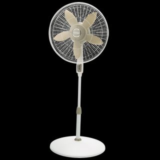 18 inch Lasko 18 Remote Control Cyclone Pedestal Fan 3 Speed S18300