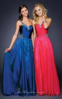 2012 Sexy One Shoulder Evening Dresses Fashion Chiffon Pageant Formal