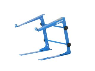 Lstandsblu New Stand Alone Table Top DJ Laptop Stand Blue Color