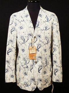 245 Polo Ralph Lauren Paisley Sport Coat Jacket L