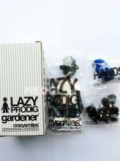 Michael Lau Gardener 058 Lazy Prodig 6 Figure Nike Toy Crazy Smiles