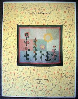 Patch Garden Quilt Pattern New Laurie Bird Designs
