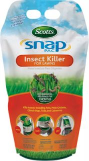 Scotts Snap Pac Lawn Insect Killer 4 000 Sq ft Cartridge
