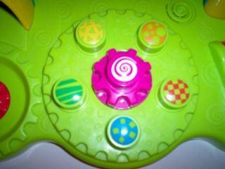 Playskool Musical Activity Ball Gear Center Complete w Batteries