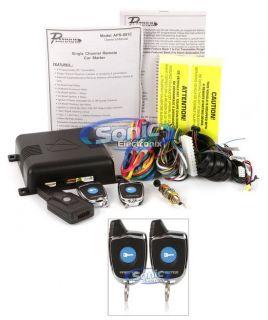 Prestige APS901C Long Range Vehicle Remote Start System