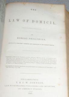Very RARE 1847 Antique Leather Law Book Original Antiquarian