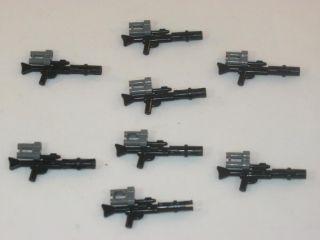 Lego Legos Star Wars Clone Army Custom Weapon Lot Battle Pack Blaster