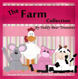 the farm collection lee lee lamb dixon dog penelope pig