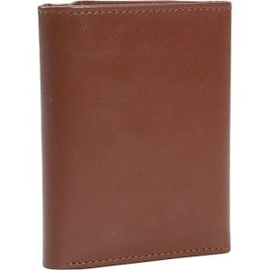 Leatherbay Tri Fold Mens Leather Wallet