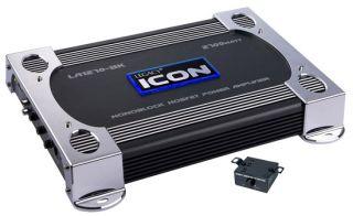 Legacy LA1270BK 2700 Watt Mono Block Class D Amplifier Black Car Audio