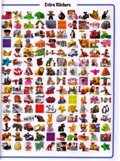 Lego Duplo Ultimate Sticker Book