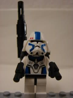 NEW Lego Star Wars Clone Commander Bacara Trooper Custom Minifig   No