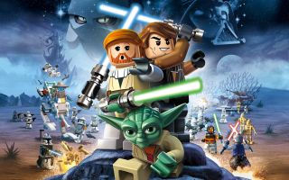 Lego Star Wars WallSticker Wall Sticker STAMU3