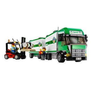 Brand New Lego City Truck and Forklift 7733