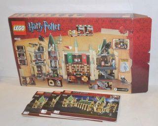 Lego 4842 Harry Potter Hogwarts Castle 1290 Pieces