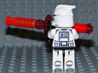 LEGO   STAR WARS   CLONE WARS   CUSTOM   CHAIN GUN   SWCG 11   6 EACH