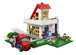 Lego Creator 5771 Hillside House 3 in 1 New in Box