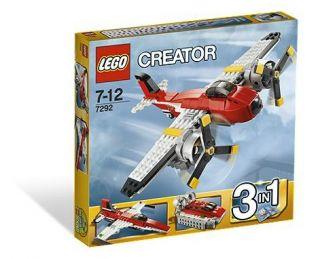 NEW IN BOX! 3 IN 1 MODEL! LEGO DEALER, FAST SHIPPING!