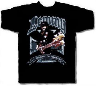 CD lgo Iron Cross 49 motherf cker Official Shirt XL New Lemmy