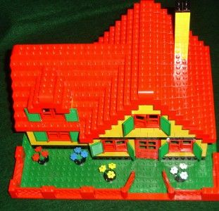 Lego 4956 Big Custom Lego House Number 1 Built from 4956 Creator Idea