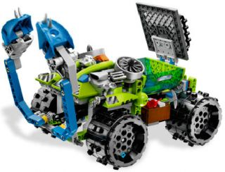 You are looking at Lego Power Miners Claw Catcher #8190