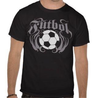 Futbol Dark T shirt