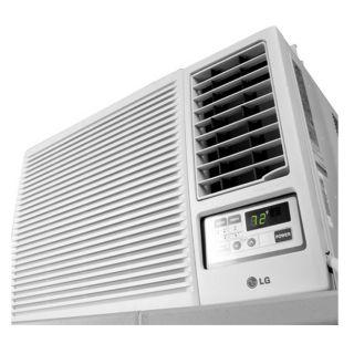 LG LW2410HR 23 500 BTU Window Air Conditioner with Heat